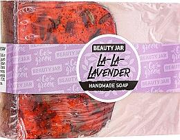 "Fragrances, Perfumes, Cosmetics Handmade Soap ""Lavender"" - Beauty Jar Lavender Handmade Soap"