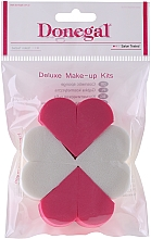 Fragrances, Perfumes, Cosmetics Makeup Sponges 9672, 8pcs. - Donegal Deluxe Make-Up Kits