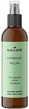 """Fragrances, Perfumes, Cosmetics Hydrolat """"Melissa"""" - NaturalMe Hydrolat Melissa"""