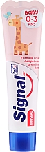 Fragrances, Perfumes, Cosmetics Kids Toothpaste - Signal Signal Kids Strawberry Toothpaste