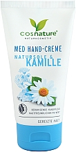 Fragrances, Perfumes, Cosmetics Sea Salt & Chamomile Hand Cream - Cosnature Med Hand Cream