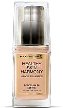 Fragrances, Perfumes, Cosmetics Foundation - Max Factor Healthy Skin Harmony Foundation