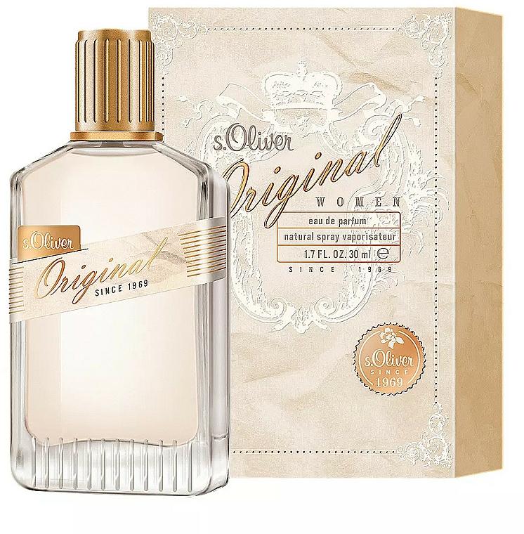 S. Oliver Original Women - Eau de Parfum — photo N1