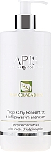 Fragrances, Perfumes, Cosmetics Tropical Freeze-Dried Pineapple Concentrate - Apis Professional Pina Colada Body Tropical Concentrate