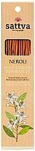 Fragrances, Perfumes, Cosmetics Neroli Incense Sticks - Sattva Neroli