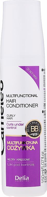 """Liquid Keratin """"Curl Control"""" - Delia Cameleo Liquid Keratin Curly Hair"""