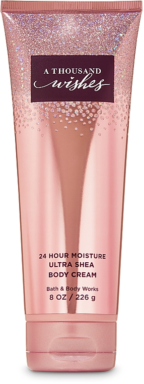 Bath and Body Works A Thousand Wishes - Bode Cream — photo N1