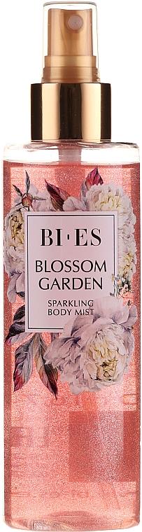 Bi-Es Blossom Garden Sparkling Body Mist - Body Spray
