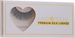 Fragrances, Perfumes, Cosmetics False Lashes - Lash Brow Premium Silk Fluffy Lashes