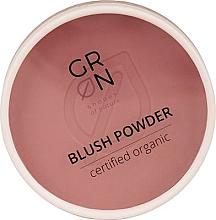 Fragrances, Perfumes, Cosmetics Powder Blush - GRN Blush Powder