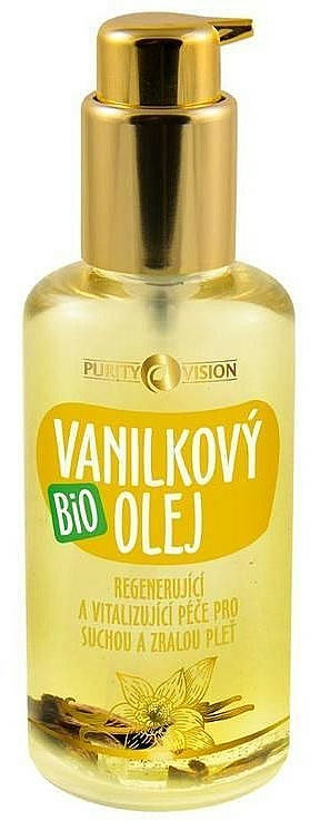 Vanilla Oil - Purity Vision Bio