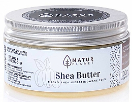 Fragrances, Perfumes, Cosmetics Unrefined Shea Butter - Natur Planet Shea Butter Unrefined
