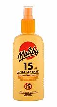 Fragrances, Perfumes, Cosmetics Body Sunscreen Lotion Spray - Malibu Daily Defense SPF15