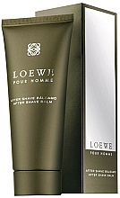 Fragrances, Perfumes, Cosmetics Loewe Loewe Pour Homme - After Shave Balm