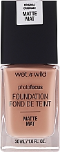 Fragrances, Perfumes, Cosmetics Foundation - Wet N Wild Photofocus Foundation