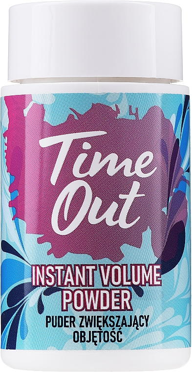 Volume Hair Powder - Time Out Instant Volume Powder