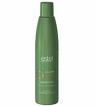 Fragrances, Perfumes, Cosmetics Volume Hair Shampoo - Estel Professional Curex Volume Shampoo for Dry and Damaged Hair