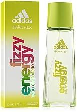 Fragrances, Perfumes, Cosmetics Adidas Fizzy Energy - Eau de Toilette