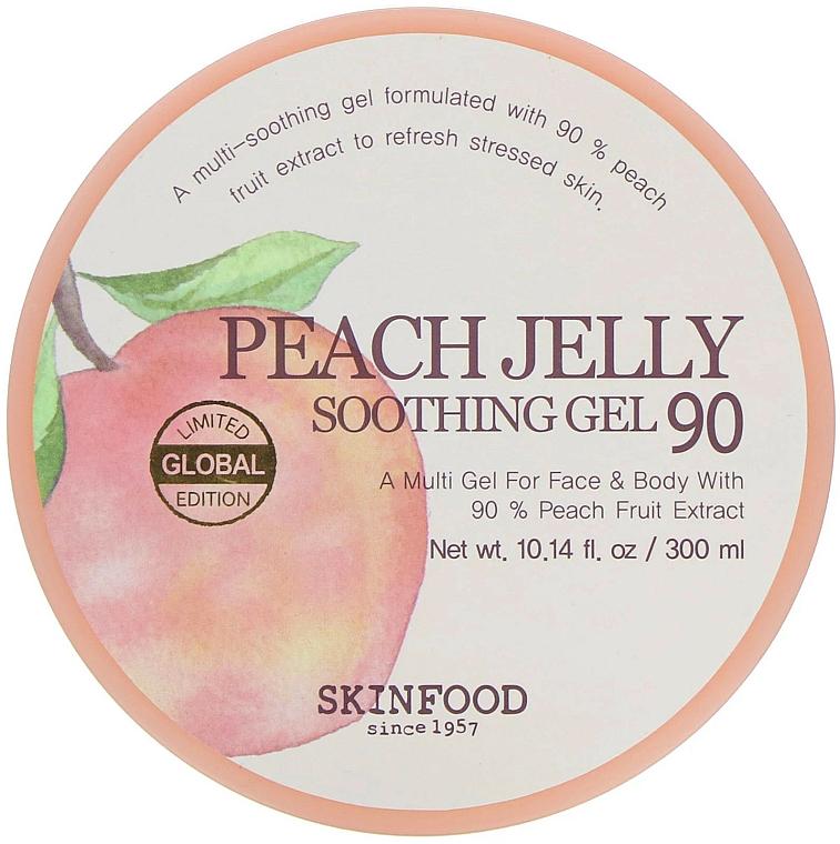 Body Gel - Skinfood Peach Jelly Soothing Gel
