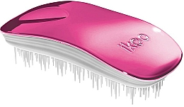 Fragrances, Perfumes, Cosmetics Detangler Brush - Ikoo Home Cherry Metallic