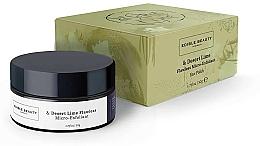 Fragrances, Perfumes, Cosmetics Facial Micro-Exfoliant - Edible Beauty Desert Lime Flawless Micro Exfoliant