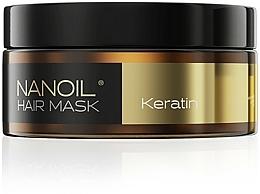 Fragrances, Perfumes, Cosmetics Keratin Hair Mask - Nanoil Keratin Hair Mask