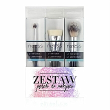 Fragrances, Perfumes, Cosmetics Makeup Brush Set #2 - Neess