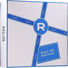 Fragrances, Perfumes, Cosmetics Rochas Eau De Rochas - Set (edt/100ml + edt/20ml + b/lot/100ml)