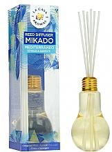 Fragrances, Perfumes, Cosmetics Lemon & Gooseberry Reed Diffuser - La Casa de Los Aromas Mikado Reed Diffuser