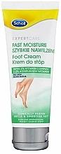 Fragrances, Perfumes, Cosmetics Moisturizing Foot Cream - Scholl Expert Care