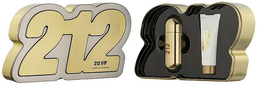 Carolina Herrera 212 VIP - Set (edp/80ml + b/lot/100ml)