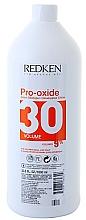 Fragrances, Perfumes, Cosmetics Cream Developer - Redken Pro-Oxide 30 vol. 9%