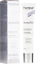 Fragrances, Perfumes, Cosmetics Normal and Combination Skin Emulsion - Noreva Laboratoires Alpha KM Emulsion De Jour
