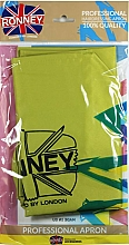 Fragrances, Perfumes, Cosmetics Hairdressing Apron, olive - Ronney Professional Hairdressing Apron Olive