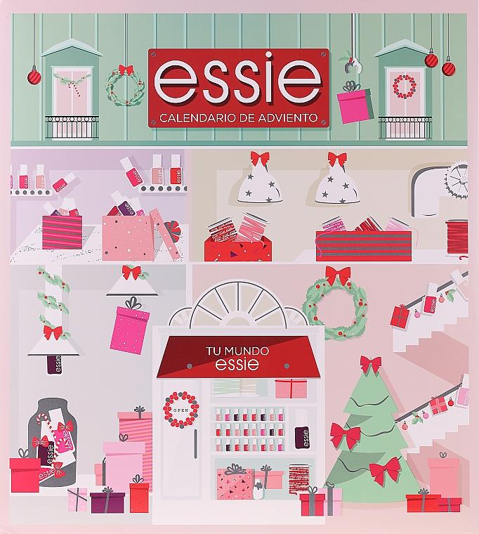 """Set """"Advent Calendar"""" - Essie Advent Calendar"""