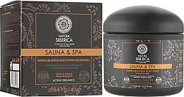 "Fragrances, Perfumes, Cosmetics Warm Sea Buckthorn Body Wrap ""Nourishing"" - Natura Siberica Sauna&Spa"