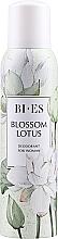 Fragrances, Perfumes, Cosmetics Bi-es Blossom Lotus - Perfumed Spray Deodorant