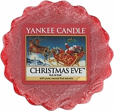 Fragrances, Perfumes, Cosmetics Scented Wax - Yankee Candle Christmas Eve Tarts Wax Melts