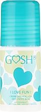 Fragrances, Perfumes, Cosmetics Roll-On Antiperspirant - Gosh I Love Fun Deo Roll-On