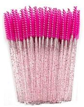 Fragrances, Perfumes, Cosmetics Crystal Nylon Spoolie, bright pink - Novalia Group