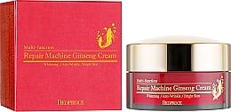 Fragrances, Perfumes, Cosmetics Ginseng Face Cream - Deoproce Repair Machine Ginseng Cream