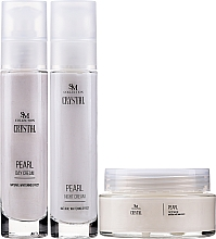Set - SM Collection Crystal Pearl (cr/2x50ml + mask/100ml) — photo N2