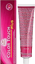 Fragrances, Perfumes, Cosmetics Ammonia-Free Hair Color - Wella Professionals Color Touch Plus