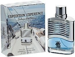 Fragrances, Perfumes, Cosmetics Georges Mezotti Expedition Experience Silver - Eau de Toilette