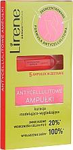 Fragrances, Perfumes, Cosmetics Anti-Cellulite Body Ampoules - Lirene