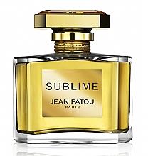 Fragrances, Perfumes, Cosmetics Jean Patou Sublime - Eau de Toilette