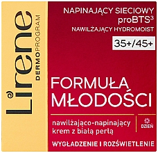 Fragrances, Perfumes, Cosmetics Day Cream for Face - Lirene Formula of Youth 35+/45+