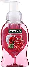 Fragrances, Perfumes, Cosmetics Liquid Soap - Palmolive Magic Softness Foaming Handwash Raspberry