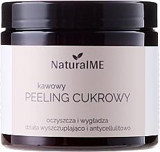 "Fragrances, Perfumes, Cosmetics Body Sugar Scrub ""Coffee"" - NaturalME"