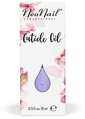 "Cuticle Oil ""Freesia"", with pipette - NeoNail Professional Cuticle Oil"